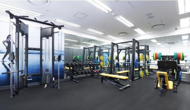 Gym spa Condotel BIM Group Hạ Long