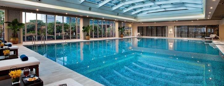 Bể bơi trong nhà Condotel BIM Group Hạ Long
