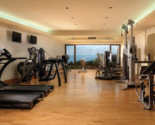 Phòng Gym Condotel BIM Group Hạ Long
