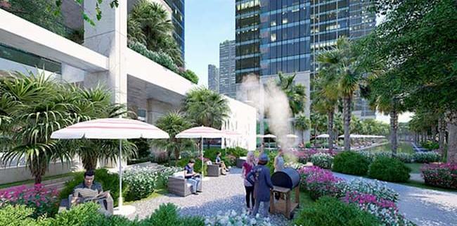 Căn hộ Sunshine City sở hữu chất lượng thiết kế hàng đầu